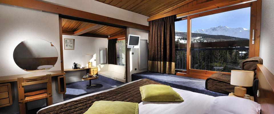Hotel du Golf Arc 1800 Paradiski