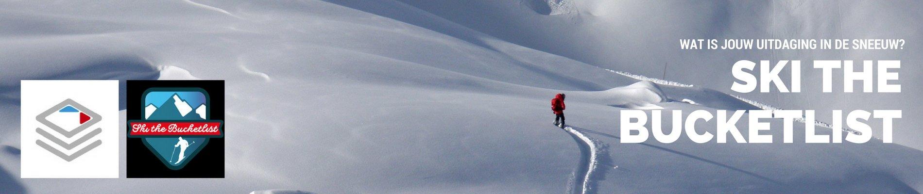 ski the bucketlist