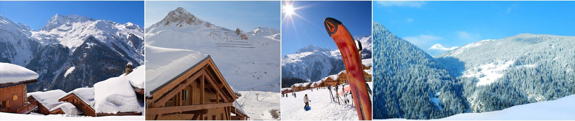 cgh fermes de sainte foy frankrijk wintersport
