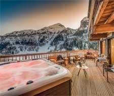 whitegold chalets carte blanche skivakantie tignes luxe chalet
