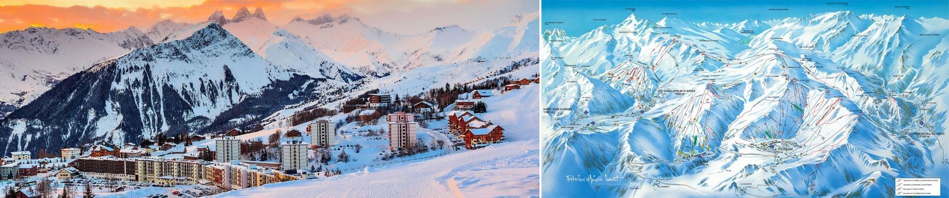 cgh alpaga la toussuire les sybelles wintersport ski frankrijk