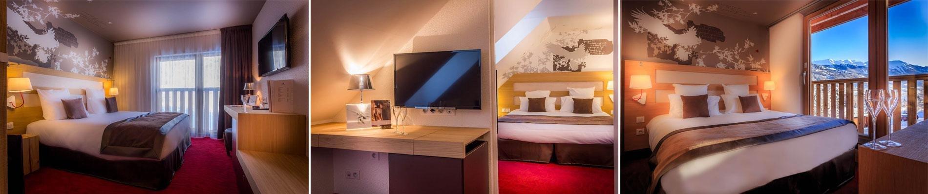 HOTEL-GRAND AIGLE serre chevalier